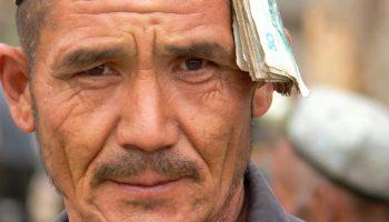 Uighur in Kashgar